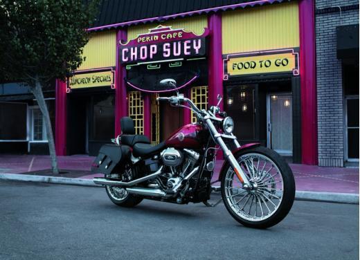 Harley Davidson accessori 2013 per il modello Softley Breakout - Foto 4 di 9