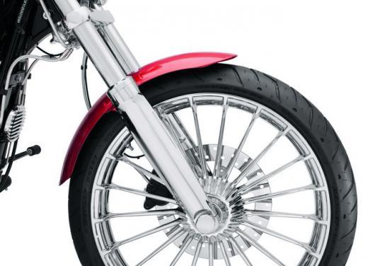 Harley Davidson accessori 2013 per il modello Softley Breakout - Foto 1 di 9