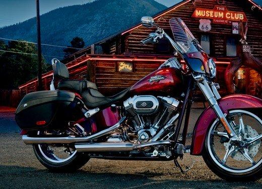 Harley-Davidson presenta le novità della gamma 2012