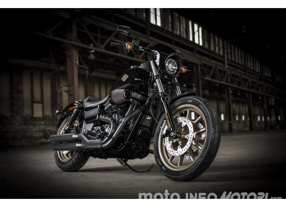 Harley Davidson Low Rider S: una cruiser con prestazioni al limite