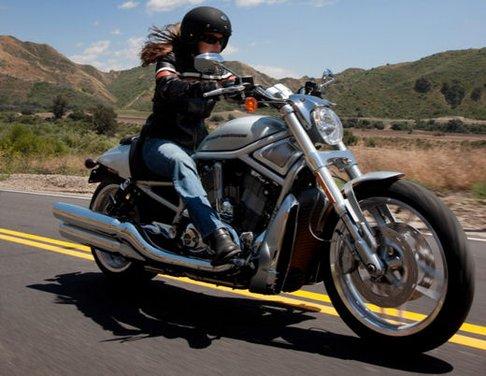 Harley Davidson V-Rod - Foto 1 di 13