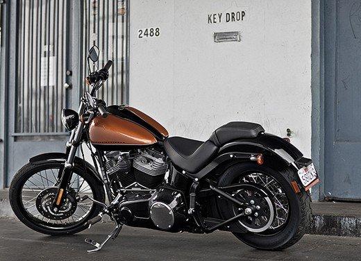Harley Davidson Blackline