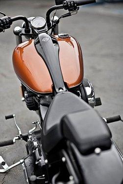 Harley Davidson Blackline - Foto 13 di 19