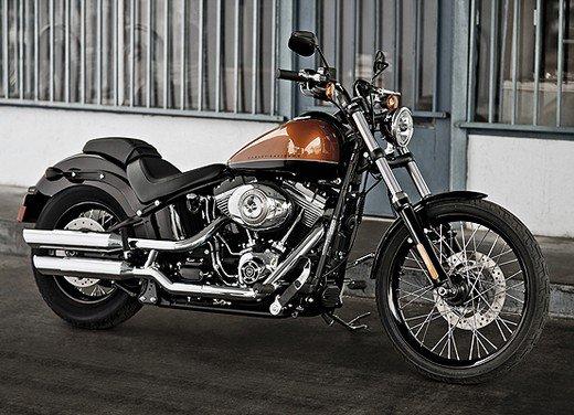 Harley Davidson Blackline - Foto 2 di 19