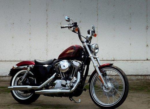 Harley Davidson Seventy-Two prova su strada della nuova Sportster - Foto 14 di 17
