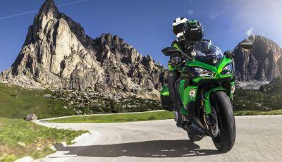 Nuova Kawasaki Z1000SX 2017: la moto da tutto e per tutto