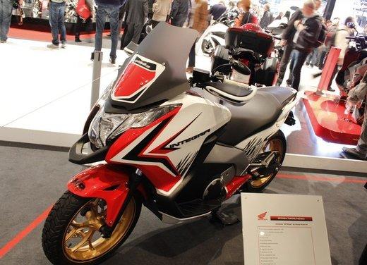 Tutte le novità scooter ad Eicma 2012 - Foto 14 di 25
