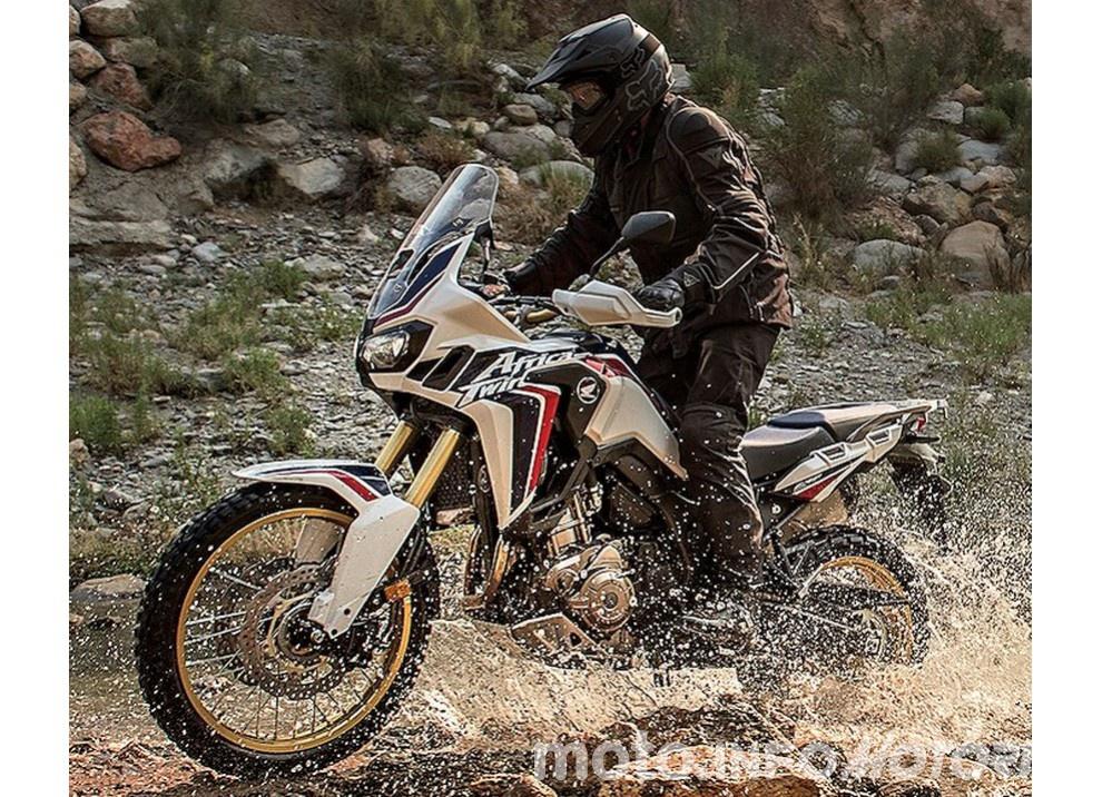 Honda Africa Twin: porte aperte e demo ride dal 18 al 23 gennaio