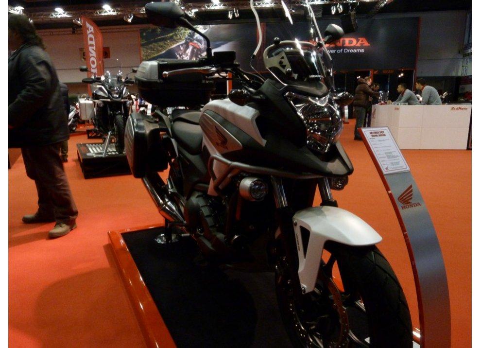 Honda al Verona Motor Bike Expo 2015