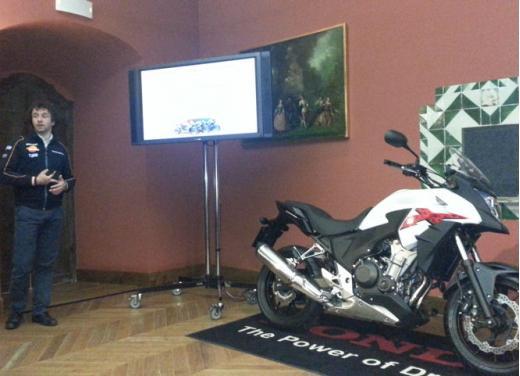 Honda CB 500X provata su strada la piccola crosstourer - Foto 4 di 5