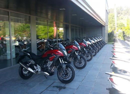 Honda CB 500X provata su strada la piccola crosstourer