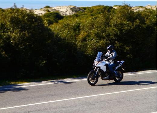 Honda Crosstourer 1200: test ride dell'adventure bike giapponese - Foto 4 di 30