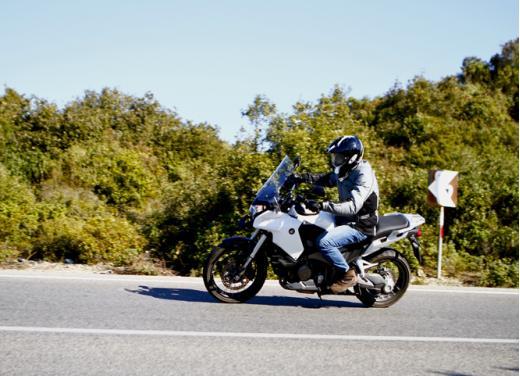 Honda Crosstourer 1200: test ride dell'adventure bike giapponese - Foto 5 di 30