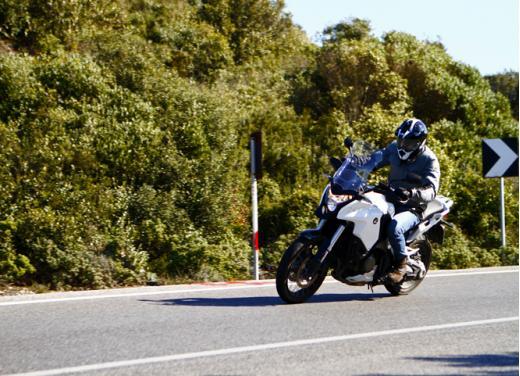 Honda Crosstourer 1200: test ride dell'adventure bike giapponese - Foto 6 di 30