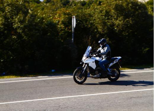 Honda Crosstourer 1200: test ride dell'adventure bike giapponese - Foto 7 di 30