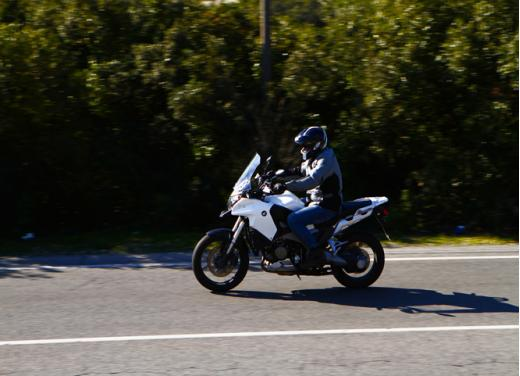 Honda Crosstourer 1200: test ride dell'adventure bike giapponese - Foto 8 di 30