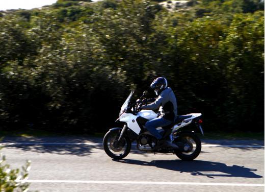 Honda Crosstourer 1200: test ride dell'adventure bike giapponese - Foto 9 di 30