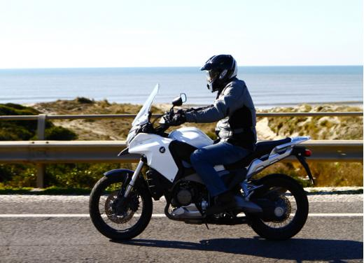 Honda Crosstourer 1200: test ride dell'adventure bike giapponese - Foto 15 di 30