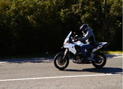 Honda Crosstourer 1200: test ride dell'adventure bike giapponese - Foto 11 di 30