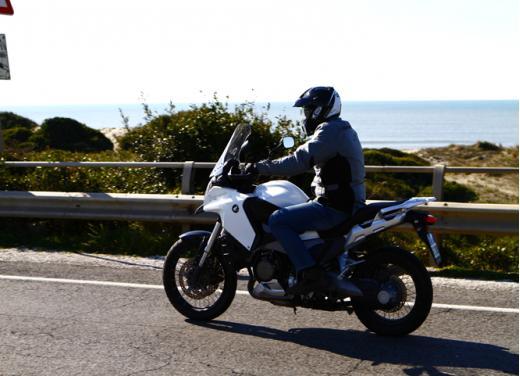 Honda Crosstourer 1200: test ride dell'adventure bike giapponese - Foto 17 di 30
