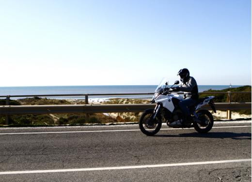 Honda Crosstourer 1200: test ride dell'adventure bike giapponese - Foto 12 di 30