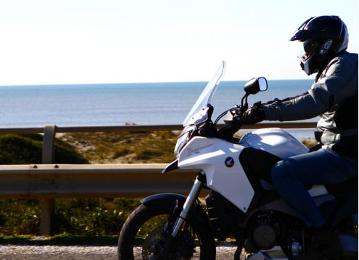 Honda Crosstourer 1200: test ride dell'adventure bike giapponese - Foto 14 di 30