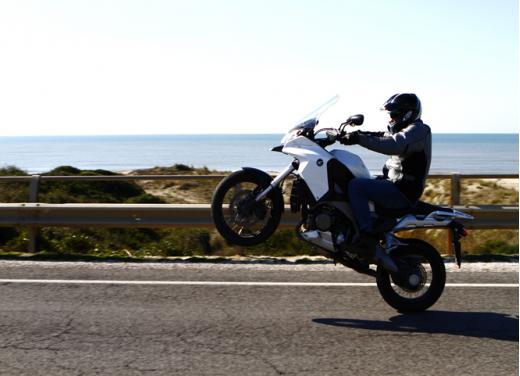 Honda Crosstourer 1200: test ride dell'adventure bike giapponese - Foto 16 di 30