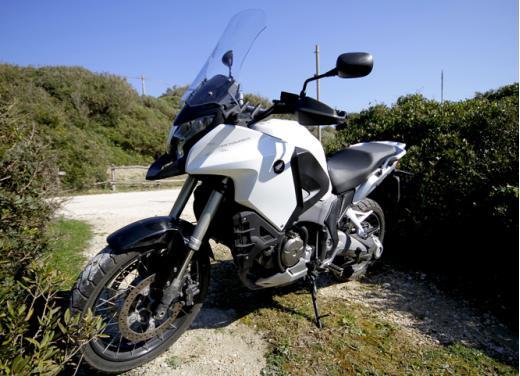 Honda Crosstourer 1200: test ride dell'adventure bike giapponese - Foto 26 di 30