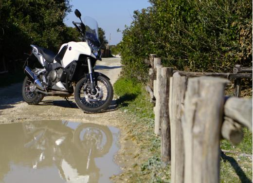 Honda Crosstourer 1200: test ride dell'adventure bike giapponese - Foto 27 di 30