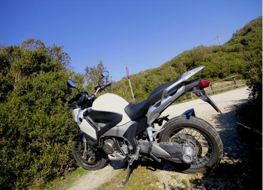 Honda Crosstourer 1200: test ride dell'adventure bike giapponese - Foto 29 di 30