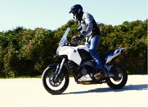 Honda Crosstourer 1200: test ride dell'adventure bike giapponese - Foto 18 di 30
