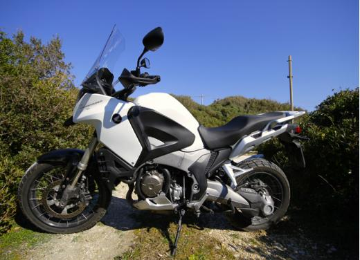 Honda Crosstourer 1200: test ride dell'adventure bike giapponese - Foto 30 di 30