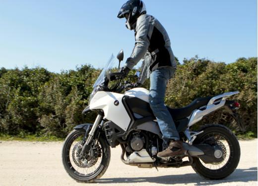 Honda Crosstourer 1200: test ride dell'adventure bike giapponese - Foto 20 di 30