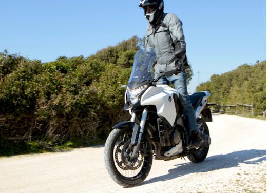 Honda Crosstourer 1200: test ride dell'adventure bike giapponese - Foto 21 di 30