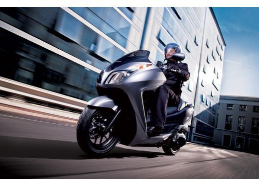 Honda Forza 300 ABS 2013 test ride del nuovo scooter Honda - Foto 2 di 8