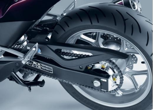 Honda Integra modello 2013 con nuova grafica - Foto 38 di 39