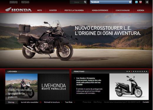 Honda Italia moto raggiunge i 100.000 fan su Facebook - Foto 2 di 4