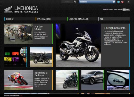 Honda Italia moto raggiunge i 100.000 fan su Facebook - Foto 4 di 4