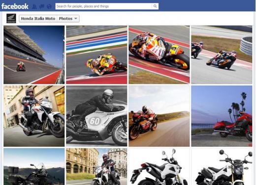 Honda Italia moto raggiunge i 100.000 fan su Facebook - Foto 3 di 4