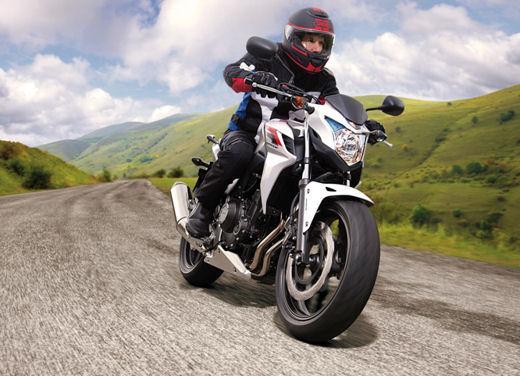 Honda leader del mercato moto con il 24,6% di quota del mercato