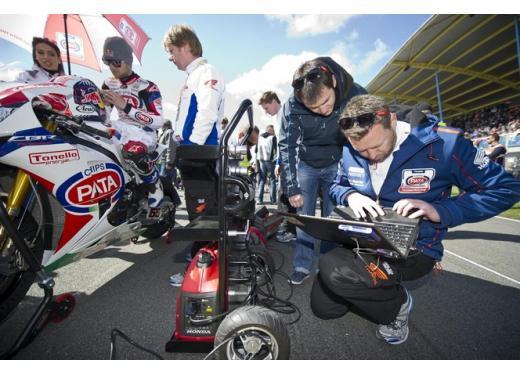 Honda Live Tour, a Monza con il Mondiale Superbike 2013 - Foto 9 di 11