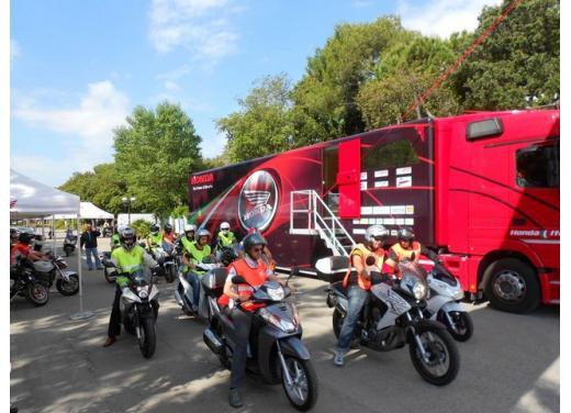 Honda Live Tour, a Monza con il Mondiale Superbike 2013 - Foto 3 di 11