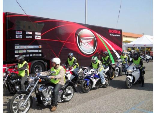 Honda Live Tour, a Monza con il Mondiale Superbike 2013 - Foto 4 di 11
