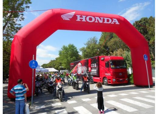 Honda Live Tour, a Monza con il Mondiale Superbike 2013 - Foto 5 di 11
