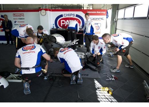Honda Live Tour, appuntamento con i test ride al weekend SBK di Imola - Foto 3 di 5