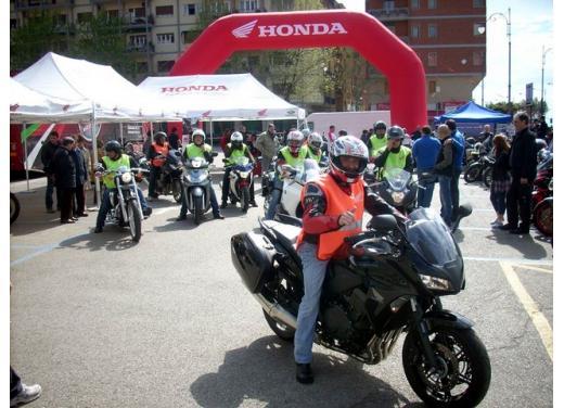 Honda Live Tour, appuntamento con i test ride al weekend SBK di Imola - Foto 1 di 5