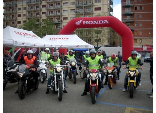 Honda Live Tour, appuntamento con i test ride al weekend SBK di Imola - Foto 2 di 5