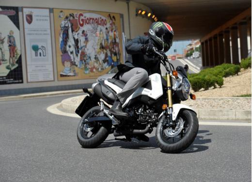 Honda MSX 125 test ride - Foto 5 di 10