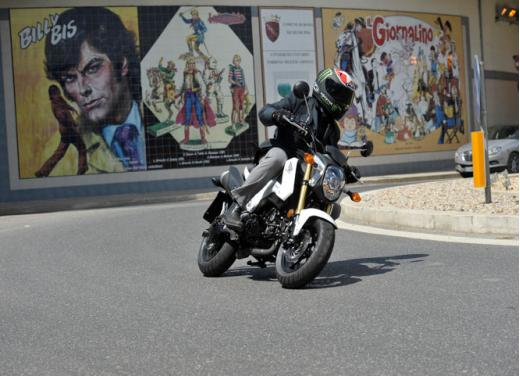 Honda MSX 125 test ride - Foto 4 di 10