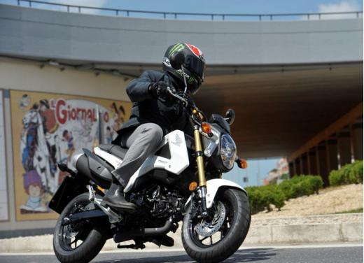 Honda MSX 125 test ride - Foto 1 di 10